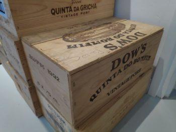 Dow's Quinta do Bomfim Vintage port 1992