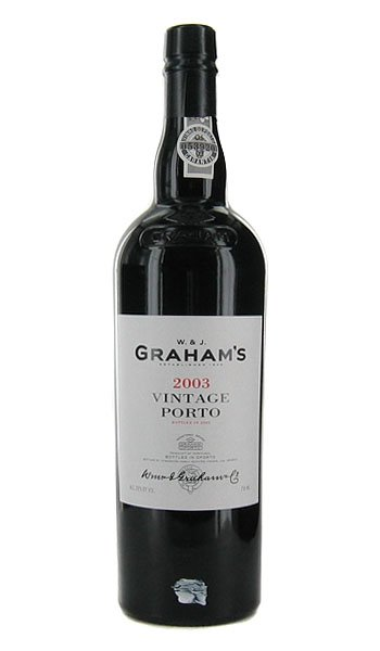 Graham's Vintage Port 2003