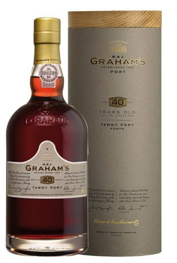 Graham's 40 year old tawny