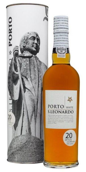 S. Leonardo 20 year old white port