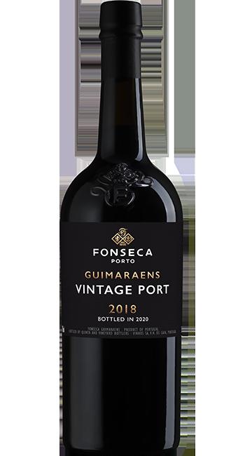 Fonseca Guimaraens Vintage Port 2018