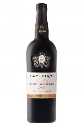 Taylor's 1961 Single Harvest Port