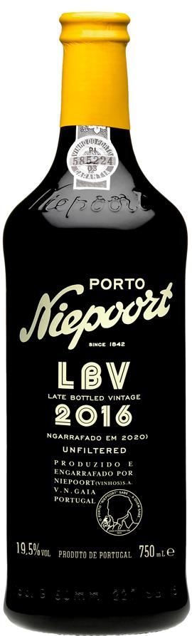Niepoort Late Bottled Vintage Port 2016