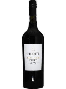 Croft Vintage Port 2003 375 ml