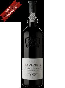 Taylor's Vintage Port 2000