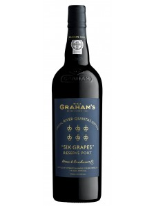 Graham's Six Grapes River Quintas Limited Edition
