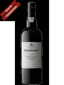 Graham's Vintage Port 2016 Magnum