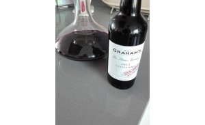Geproefd: Graham's The Stone Terraces 2015 Vintage port