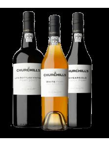 Churchill's Proefpakket Port