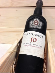 Relatiegeschenk Taylor's 10 Year Old Tawny Port