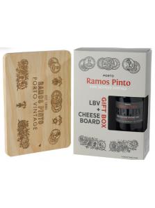 Ramos Pinto Late Bottled Vintage Port 2012 Kaasplank