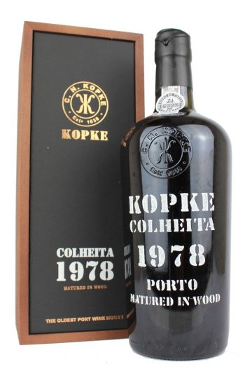 Kopke Colheita Port 1978
