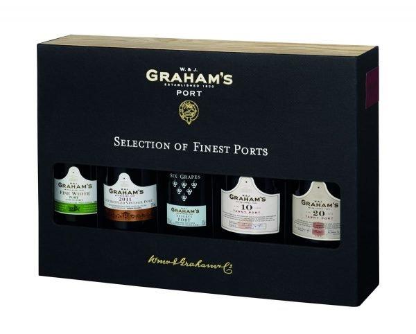 Graham's Selection of Finest Port
