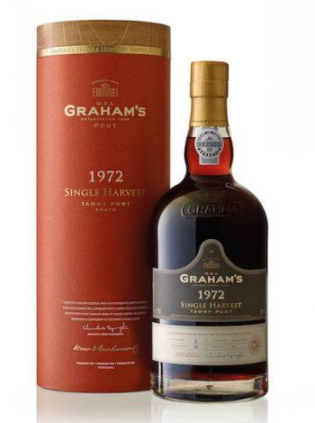 Graham's Single Harvest Port 1972