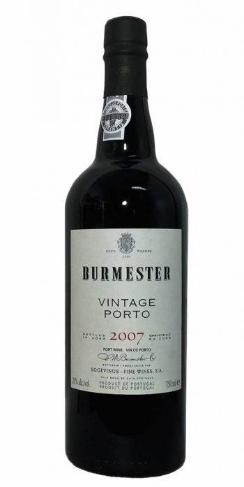 Burmester 2007 Vintage Port