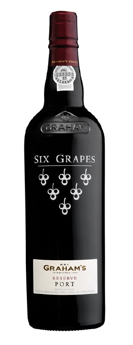 Grahams six grapes reserve port