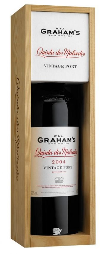 Graham's Malvedos Vintage Port 2004