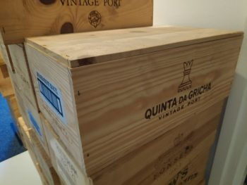 Churchill's Quinta da Grisha Vintage Port 2005