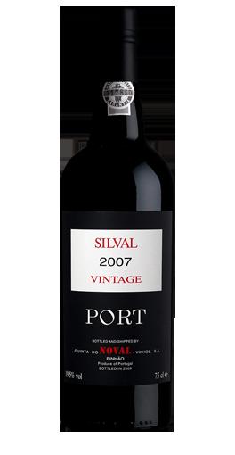 Quinta do Noval Silval Vintage Port 2007