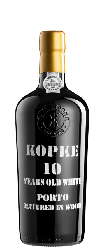 Kopke 10 year old white port