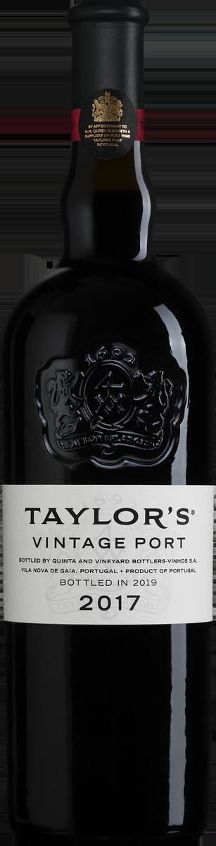Taylor's 2017 Vintage Port