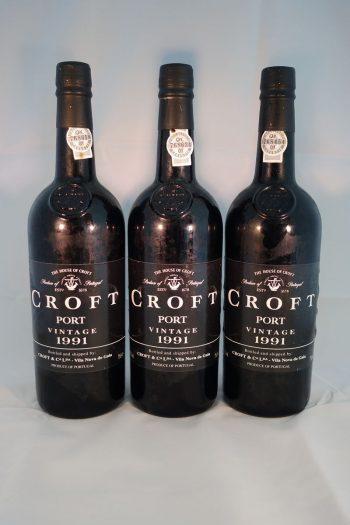 Croft 1991 Vintage Port