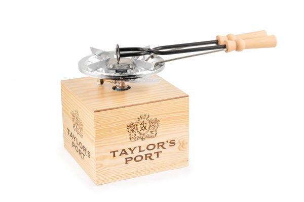 Taylor's tang en brander