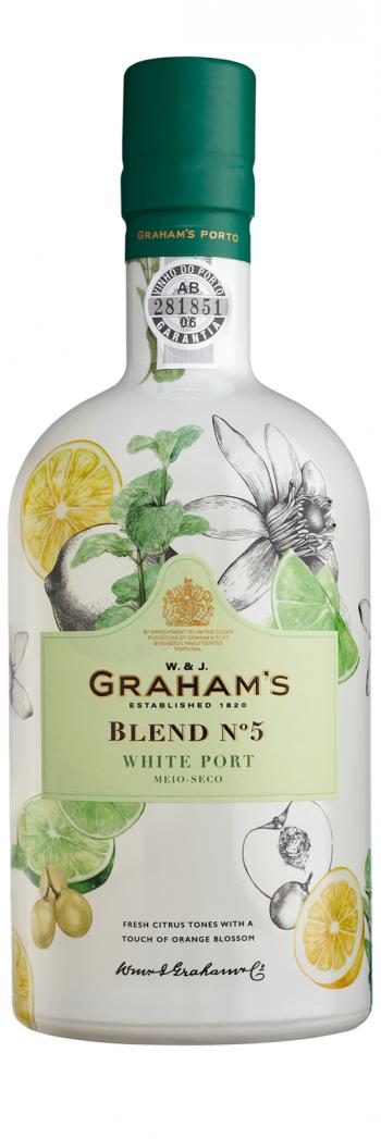 Graham's Blend N5 White Port