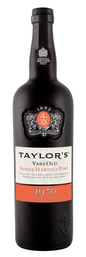 Taylor's 1970 Single Harvest Port