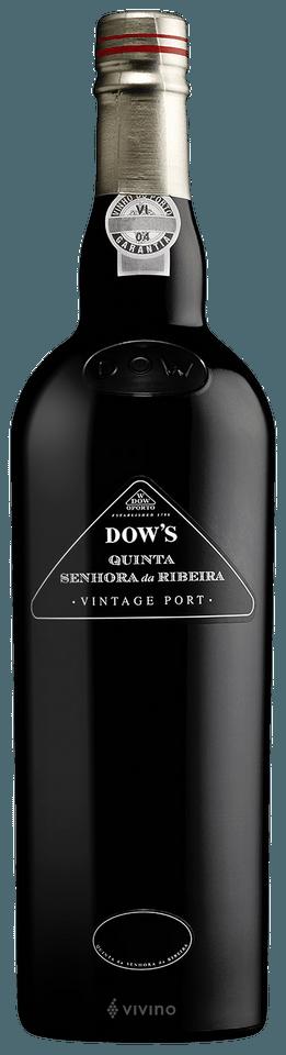 Dow's 2013 Quinta Senhora da Ribeira Vintage Port