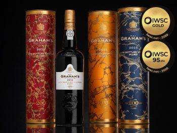 Graham's Late Bottled Vintage 2015
