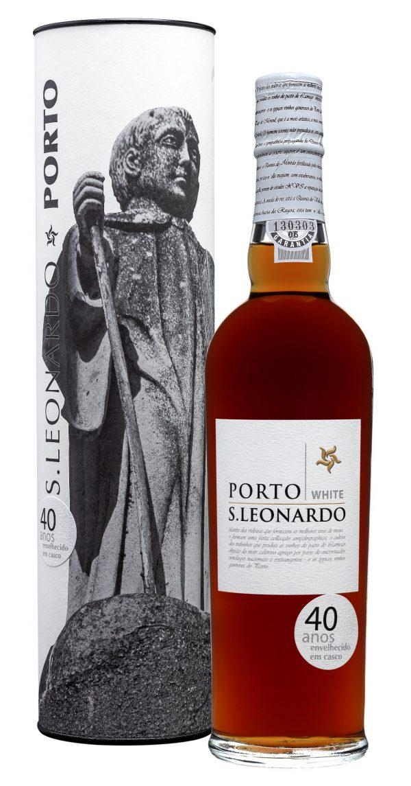 S. Leonardo 40 year old white port