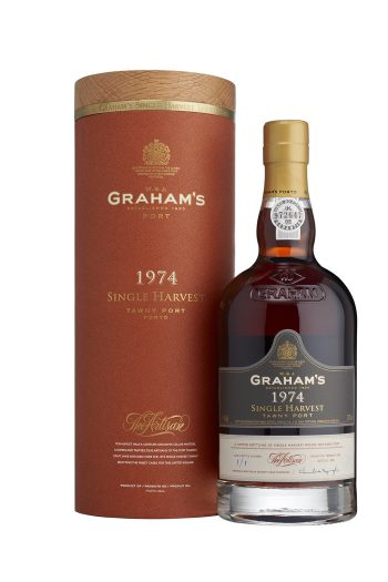 Graham's Single Harvest Tawny Port 1974