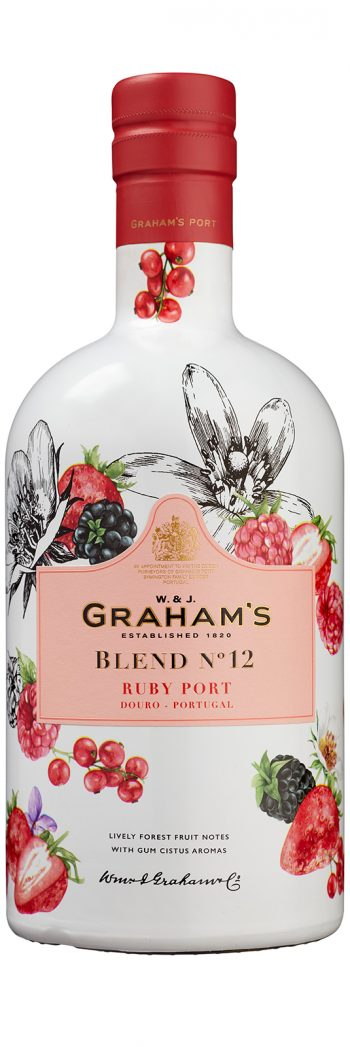 Graham's Blend N°12 Ruby