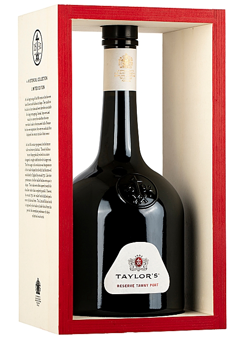 Taylor's Historical Collection III Limited Edition Reserve Tawny Port